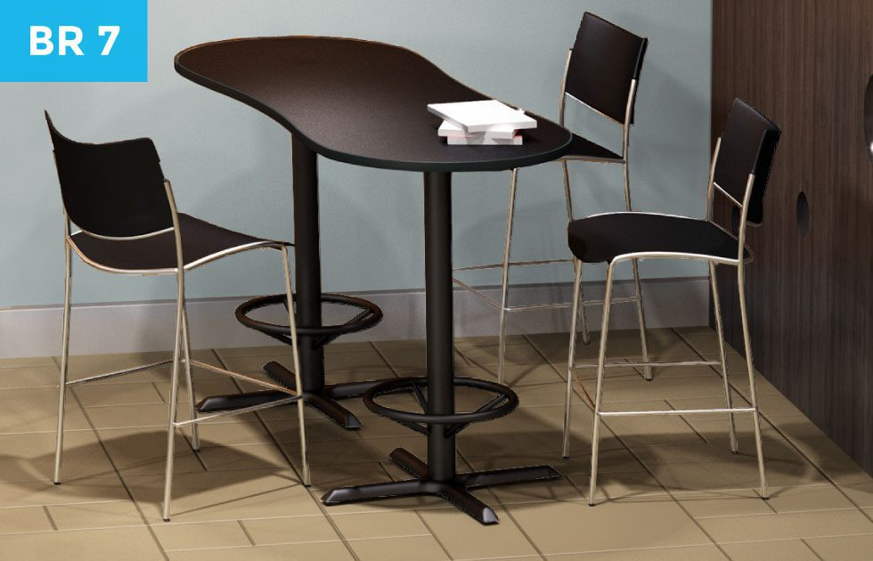 Breakroom table set