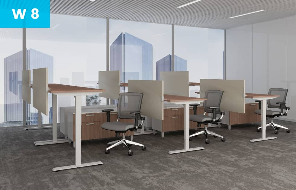 sit to stand workstations