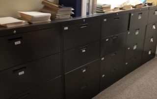 mid height metal filing cabinets